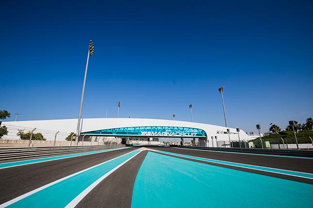 В Абу-Даби стартовали тесты Формулы 2 и GP3