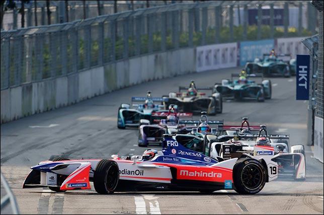 Формула Е: Абт исключён, Розенквист объявлен победителем