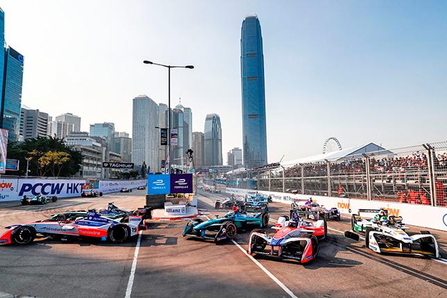 FIA скорректировала календарь Формулы E 2017/2018 годов
