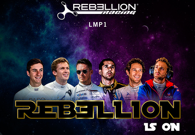 Состав Rebellion Racing