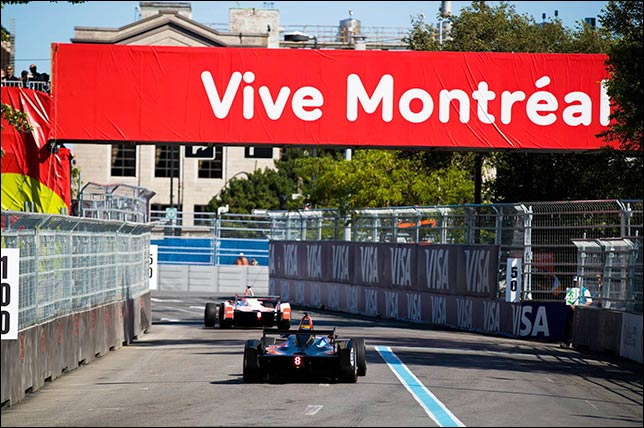 В Монреале готовы отказаться от Формулы Е