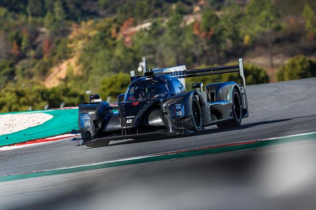 В Портимао проходят тесты BR1 команды SMP Racing