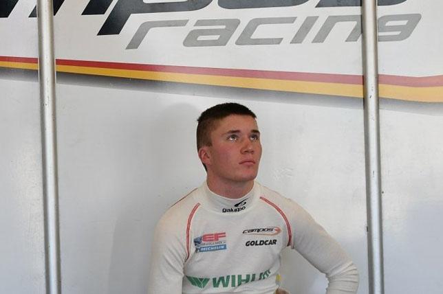 GP3: Симо Лааксонен подписал контракт с Campos