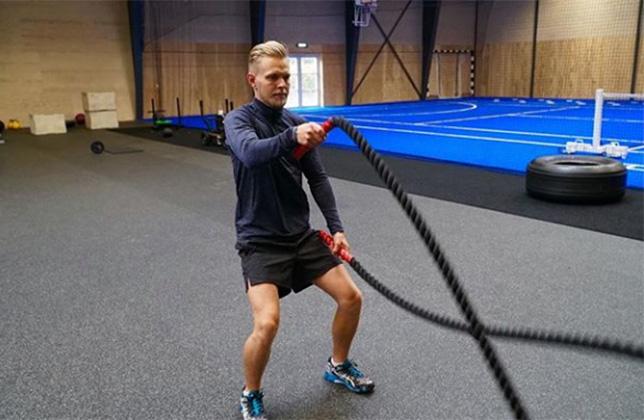 Кевин Магнуссен уже приступил к активным тренировкам