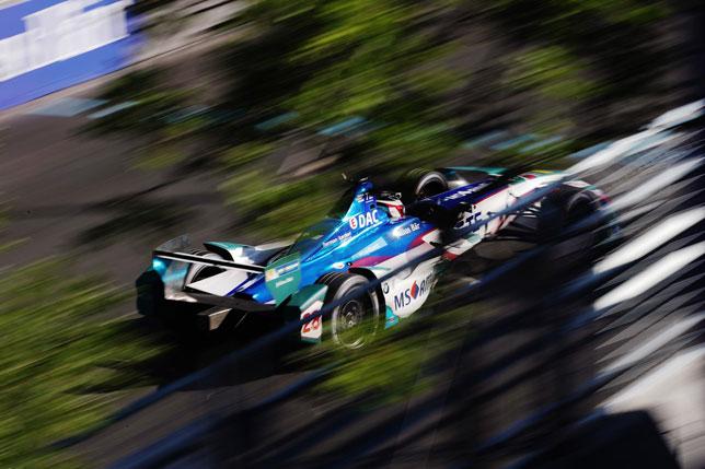 Сезон Формулы E завершится в Нью-Йорке