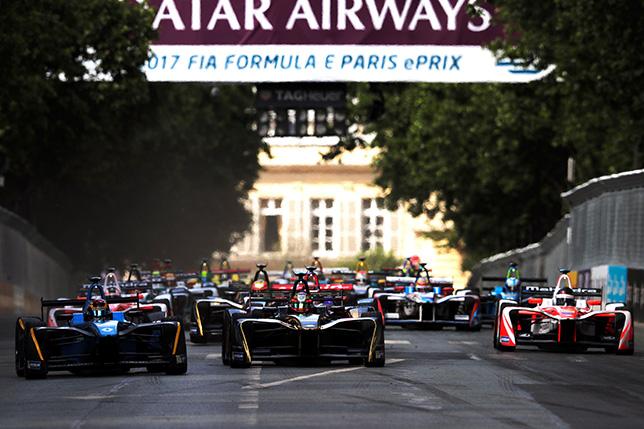 Формула E: Qatar Airways станет спонсором финала сезона