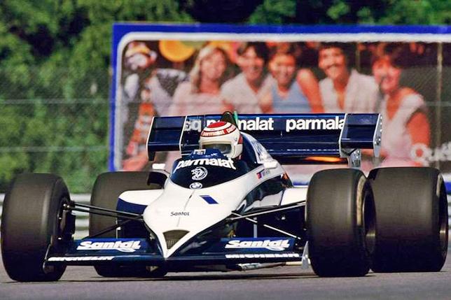 Нельсон Пике на Гран При Канады 1984 года