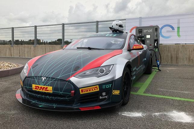 FIA поддержит гоночную серию с машинами Tesla