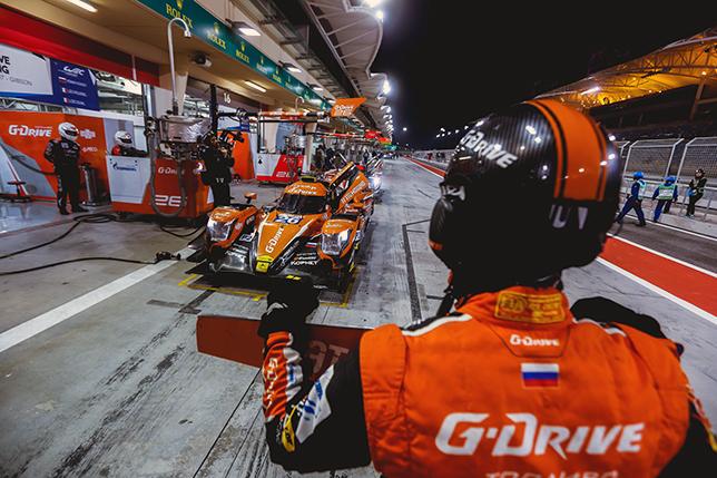 Вернь станет напарником Русинова в G-Drive Racing