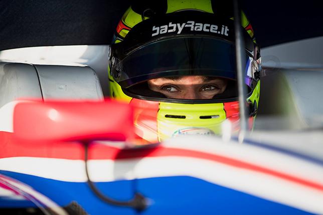 GP3: Алессио Лоранди перешёл в Trident