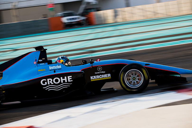 GP3: Три новых контракта и первые тесты