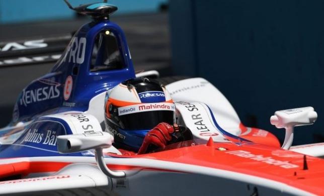 Формула E: Квалификацию в Мехико выиграл Розенквист