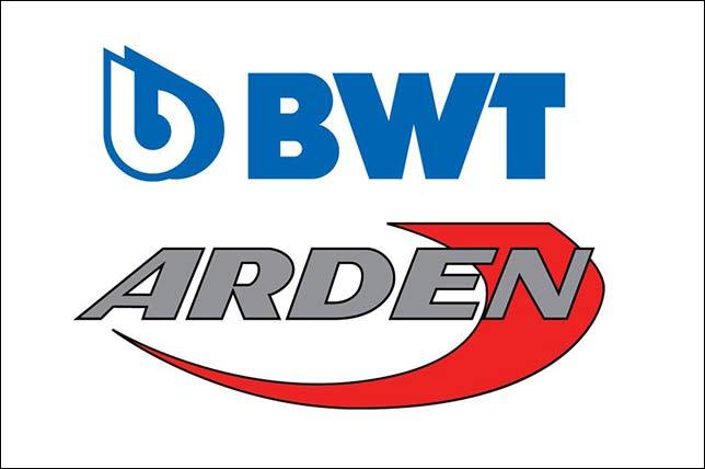 Ф2: Команда Arden сменила название, машины – раскраску