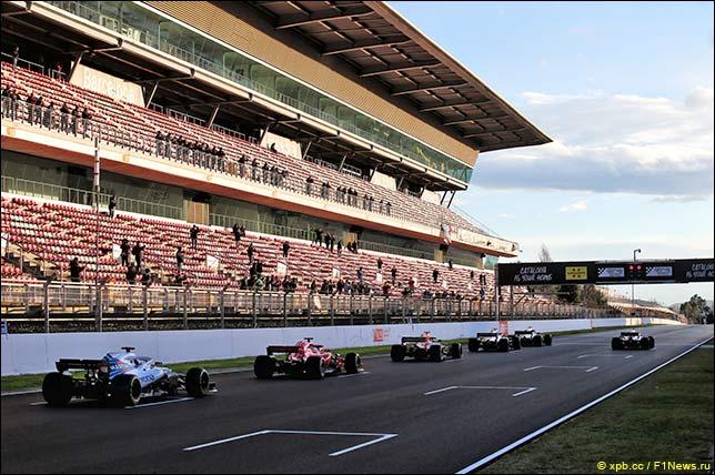 В FIA тестируют новую процедуру рестарта