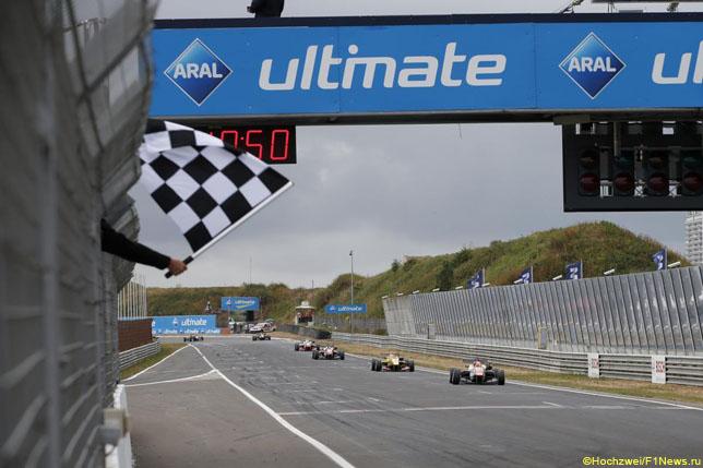 Гонка Формулы 3 в Зандфорте, 2015 год