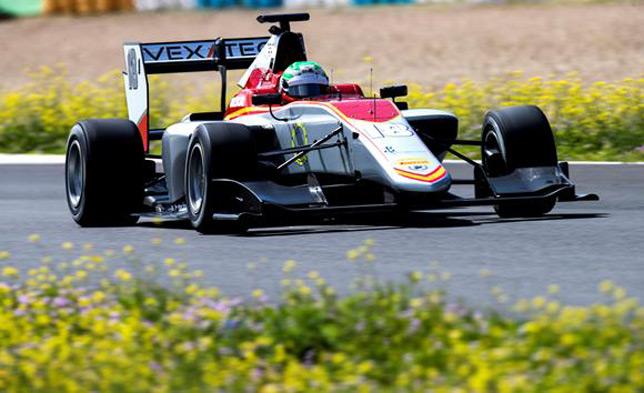 GP3: Пульчини показал лучшее время во второй день тестов