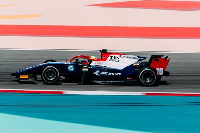Ф2: Арджун Маини лучший во второй день тестов в Бахрейне