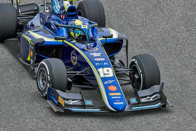 Ф2: Первый поул сезона завоевал Ландо Норрис