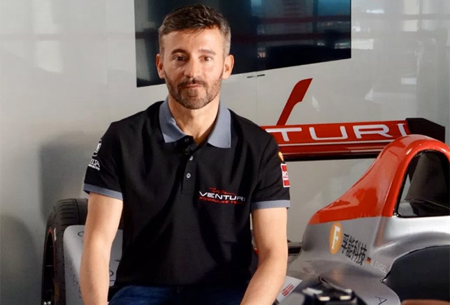 Формула E: Макс Бьяджи стал послом бренда Venturi