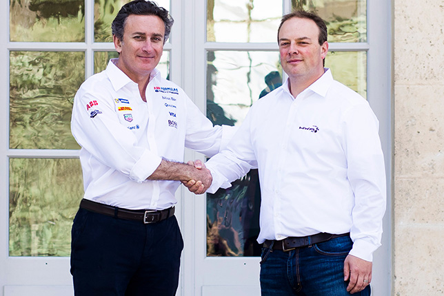 Команда HWA дебютирует в новом сезоне Формулы E
