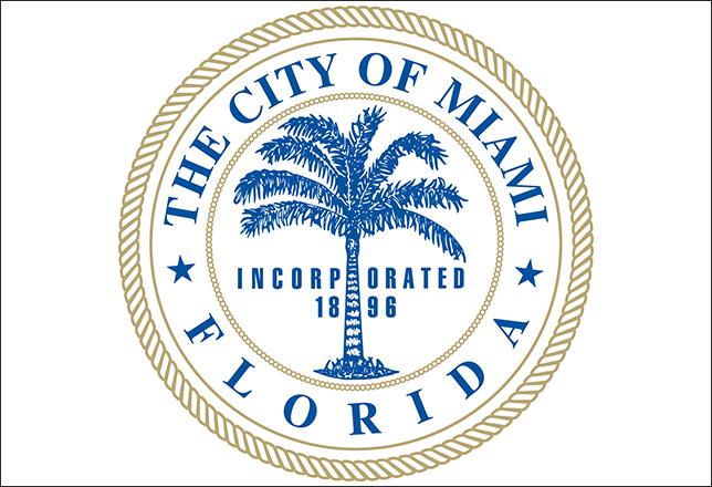 Официальная печать города Майами