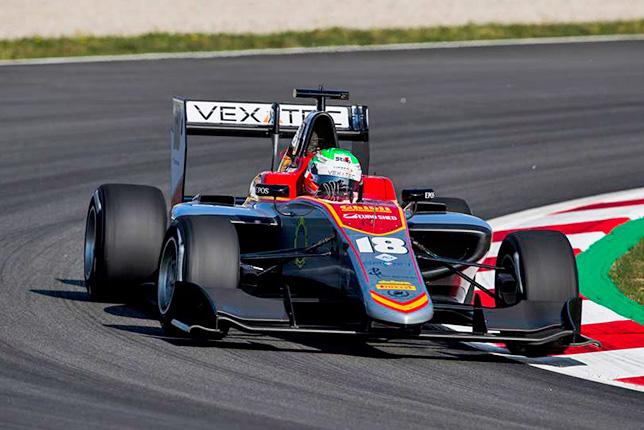 GP3: Пульчини на поуле, Мазепин второй