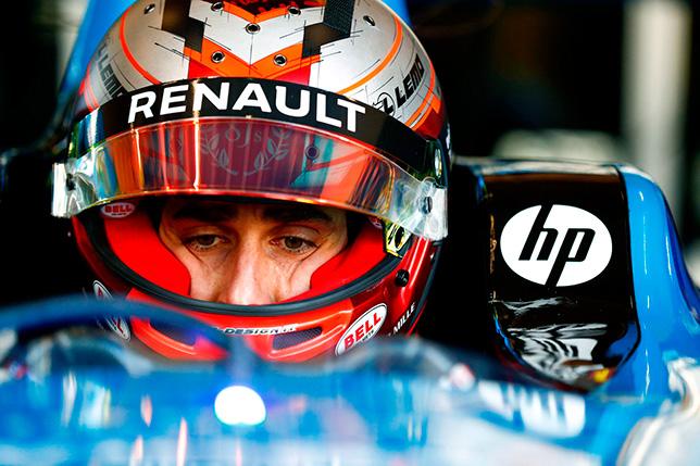 Формула E: Николя Прост покинет Renault e.dams