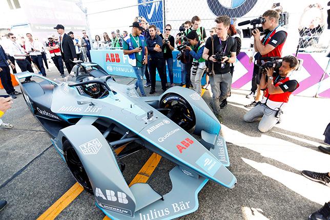 Формула E: Команда NIO привезёт в Гудвуд новую машину