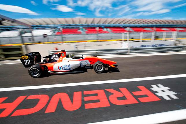 GP3: Дориан Бокколаччи завоевал поул во Франции