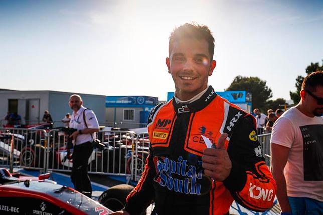 GP3: Бокколаччи выиграл субботнюю гонку, Мазепин третий