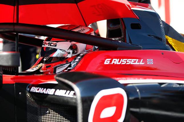 Ф2: Расселл выиграл субботнюю гонку на Поль-Рикар