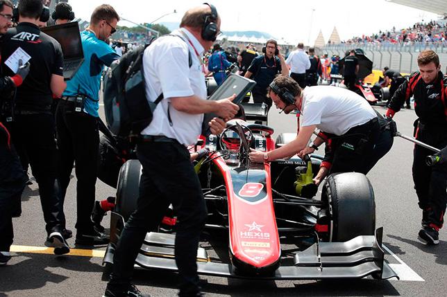 Ф2: Норрис и Розенквист раскритиковали надёжность машин