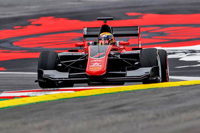 GP3: Каллум Айлотт завоевал поул на Red Bull Ring