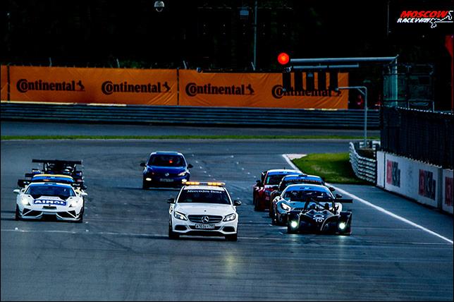 Анастасия Бендикова об итогах гонки REC на Moscow Raceway