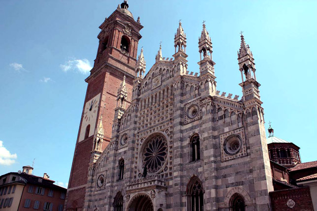Собор Duomo di Monza