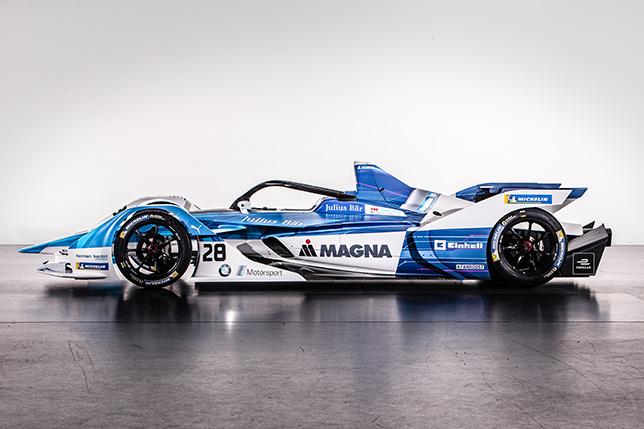 Формула E: BMW назвала состав на сезон 2018-2019