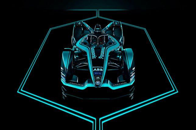 Формула E: Jaguar Racing показала новую машину