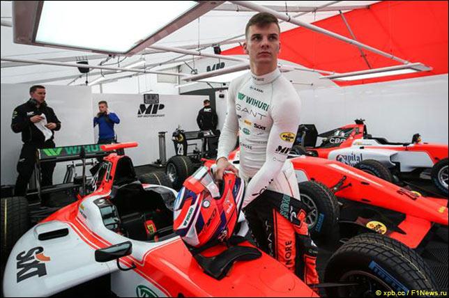 Формула 2: Нико Кари заменит Ральфа Бошунга