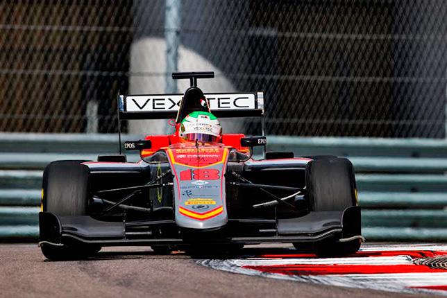 GP3: Пульчини выиграл гонку в Сочи, Мазепин второй