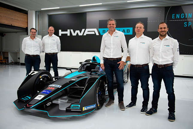 Формула E: Гэри Паффет выступит за Mercedes