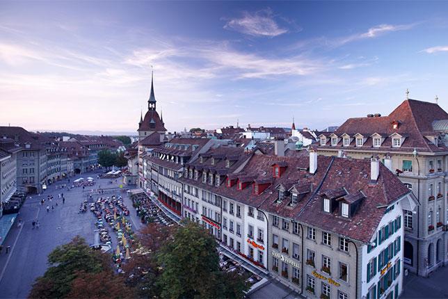 Формула E: Швейцарский этап сезона пройдёт в Берне