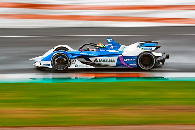 Формула E: BMW вновь возглавила протокол на тестах