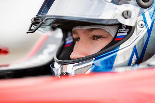 GP3: Никита Мазепин завоевал поул в Абу-Даби