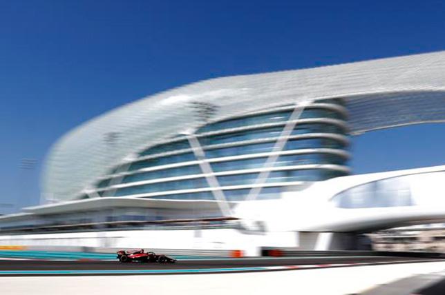 Ф2: Расселл завоевал поул в Абу-Даби, Маркелов 4-й