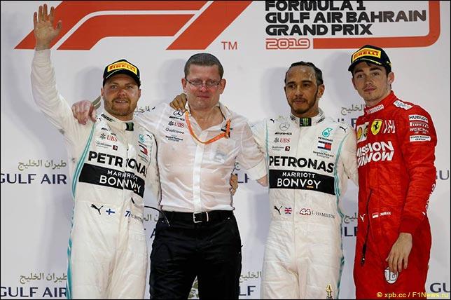 巴林大奖赛:种族