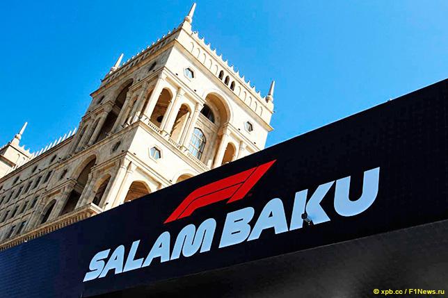 阿塞拜疆大奖赛:预览阶段