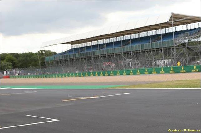 Стартовое поле Гран При Великобритании 2019