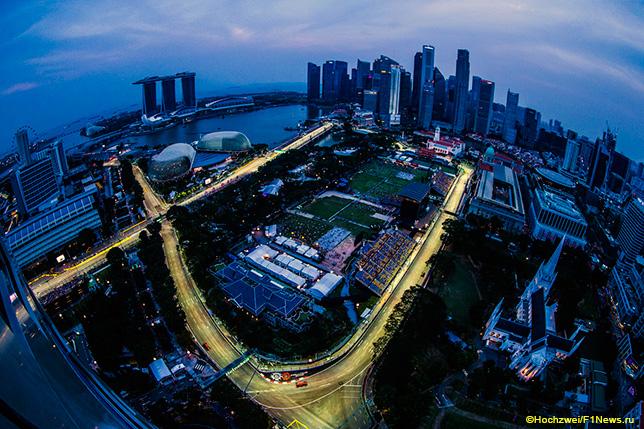Гран При Сингапура: Превью этапа