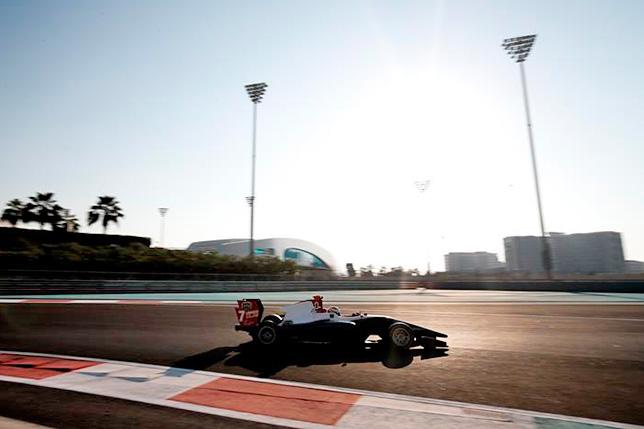 GP3: Нико Кари показал лучшее время на тестах в Абу-Даби