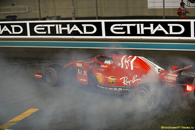 Команда Ferrari остаётся лидером по доходам, получаемым от спонсоров